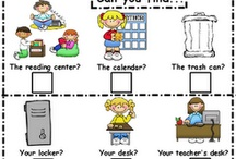 Grade 1 meet the teacher / by B L