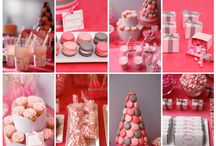 Valentine's Day Party Ideas / by Christine @ Any Given Party