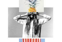 design // collage