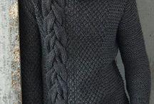 tejidos hombre