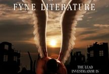 "The Demise of Fyne Literature, a satirical short story / Who killed Fyne Literature? The Fictional Book Investigation Agency is on the case—and the lead investigator is closer to the culprit than he realizes.  The Demise of Fyne Literature (ebook) Genre: Satirical mystery Rating: Sweet, clean (no offensive language; no explicit love scenes) Suitable for: Ages 16 and up Length: Short Story (3,200 words; 13 pages) What reviewers say: ""Delightful little tongue-in-cheek literary mystery.""  Learn about the story at http://www.hlcarpenter.com"