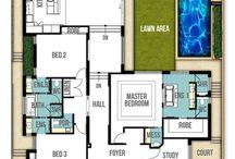 Layout floor