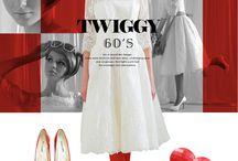 60'sファッション