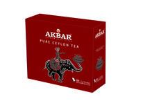 Akbar / Projekt opakowania Akbar