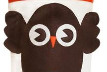 We love Owls / by Apple Pie