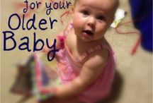 OUR BABIES / Things to do with the grandbabies