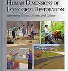 Ecological Restoration / A collection of resources about ecological restoration.  For more information go to the Ecological Restoration LibGuide at: http://uiuc.libguides.com/content.php?pid=55468&sid=406263 / by INHS Library Resources