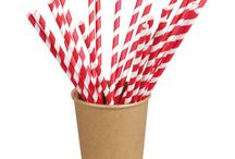 Holiday Disposable Tableware / Plates, Cutlery, Straws, Cups, Trays, and more all eco-friendly!