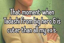 Big Hero 6❤❤❤