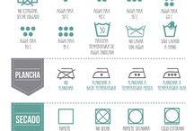 Lo que significan las etiquetas de la ropa