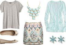 Emmas garderobe