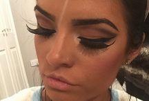 PB ❤ Eyes & Lashes / Eye Makeup & Eyelashes Inspiration #eyemakeup #eyes #lashes #beauty / by Pink Boutique