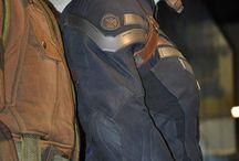 Captain America: Winter Soldier Stealth Suit
