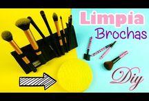 LIMPIA BROCHAS