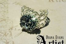 Jewellery / by Diana Evans Artist