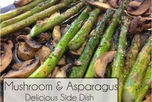 healthy side dishes / by Brittany Parker