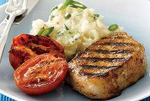 EAT ME ! - Pork / RECIPE IDEAS FOR PORK ENTREES