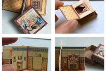 miniature Pop Hop/ vintage scatoline fiammiferi