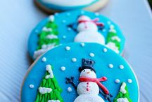 HOLIDAYS -- Christmas Cookies & Sweets