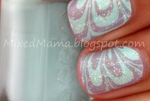 Creative nails / by Shelley Chen