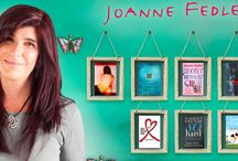 My newsletters and blogposts / Joanne Fedler's newsletter and announcements about upcoming book releases, workshops and retreats