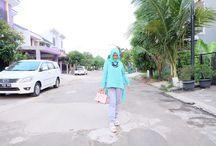 Hijab OOTD by AF