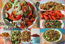 *Healthy Holiday Recipes* / Various holiday-themed recipes