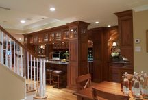 Basement Remodel / Don't get stressed out with such a big project. We'll take care of everything!