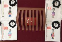 Atatürk ve milli bayramlar