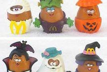 zabawki z McDonald