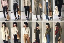 ファッションのアイデア