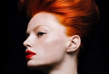 Flaming-Hot Red Heads / by ! dgh !