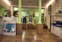 Tienda en Madrid, en plena Plaza de Chueca / Además de nuestro supermercado online, tenemos una tienda en Madrid, en plena Plaza de Chueca