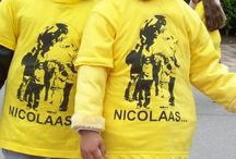 "De school : Nicolaas """