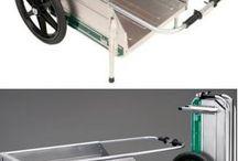 Landscape Hand Trucks and Yard Carts