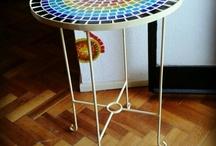 Mosaik & Vidrio!!! @kowendeco / Mosaiquismo. Mosaico veneciano. Trencadis. Mosaik. Vitro. Diseño. Color. Decoración.