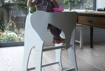 HATIBAN PROJECT / An high chair designed to turn meals into fun!