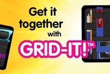 Cocoon's GRID-IT™ organizers / Cocoon's GRID-IT™: organizers, gadgets and accessories