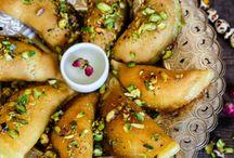 Arabic - cakes / desserts