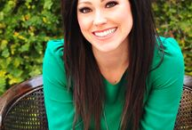 Kari Jobe / She is my favourite singer, Kari Jobe. She's a Christian. I love her songs. I translate some song which you can see on my You Tube page.