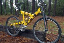 Bike si my life / Le mie vecchie bici
