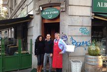 silverio's restaurant / the best restaurant in milan