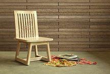 Wooden Chair - Teak Wood Chair