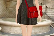 Covet Fashion Outfits / Looks created using the Covet Fashion App / by Rebecca Wattenschaidt