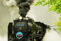 Trains & Rails