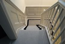Beaded Wall Panelling for Stairs and Landings.. / Made To Order Beaded Wall Panelling