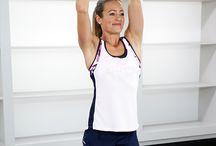 Workouts / by Cheryl Kerr