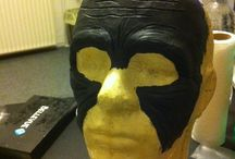 Larp Masks / Just a little hobby I have at home :) I enjoy making latex masks for LARP use and I want to share them with other LARP fans :)
