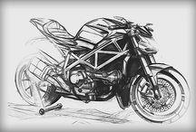 Draw vehicles