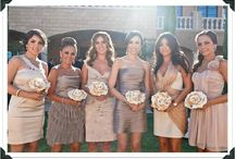 Earth Tone Bridesmaid Dresses / Zoo Wedding / by Kara Grenier